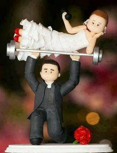 Strong wedding