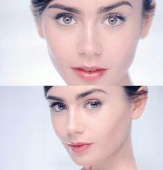 Lily Collins is gorgeous