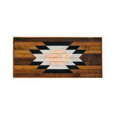 A classic Southwest motif in charred reclaimed wood and textured copper. Need we say more? This Borrego accent piece is garanteed to steal glances in your ruggedly refined living space. Made in Nashvil...  Find the Borrego Wall Art, as seen in the Urban Cowboy Nashville Collection at http://dotandbo.com/collections/urban-cowboy-nashville?utm_source=pinterest&utm_medium=organic&db_sku=122833