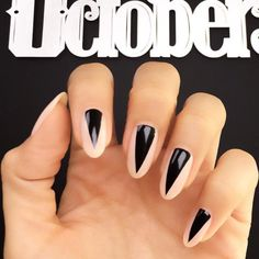 Even if you aren't into dressing up for Halloween, you can show your spirit with some fun claws.