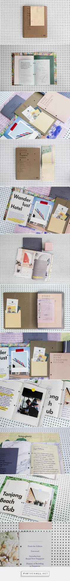 Brand Guide: Singapore Edition | MIRADOR... - a grouped images picture - Pin Them All