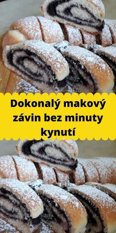 Czech Recipes, Sweet Cakes, Graham Crackers, Food And Drink, Cooking Recipes, Sweets, Homemade, Baking, Vegetables