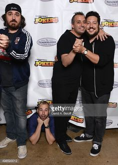 "Tru TV Impractical Jokers ""Where's Larry"" Tour Starring The Tenderloins 