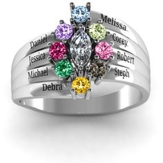 MOTHERS/GRANDMOTHER'S RING