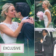 Exclusive: See Katrina Bowden's Wedding Pictures!