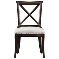Stanley Furniture European Farmhouse Fairleigh Fields Side Chair - 018-11-60