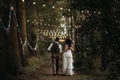 A bohemian festival wedding with giant hat tipis, DIY decor, Macramé, live music, wild flowers and much more. Wedding Fair, Festival Wedding, Boho Festival, Our Wedding, Fake Flowers, Wild Flowers, Woodland Wedding Inspiration, Wedding Catering, Bridesmaid Bouquet