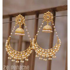 Jhumki jhoomar Earrings