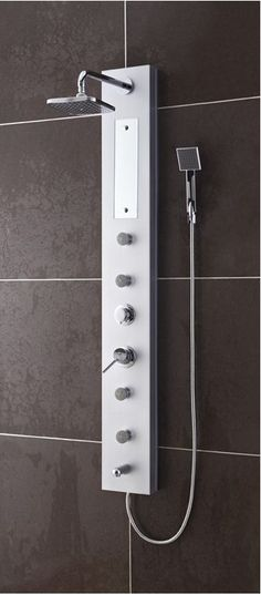 1013 best Shower Panels images on Pinterest | Bathroom shower panels ...