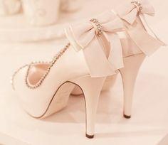 Wedding High-heel Shoes