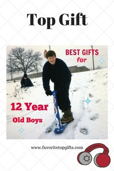 Best gift for 12 year old boys