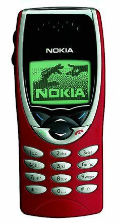 Nokia 8210 (2000)
