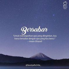 Muslim Quotes, Islamic Quotes, Imam Ghazali Quotes, Words Quotes, Me Quotes, New Reminder, Religion Quotes, Quotes Indonesia, Quran Quotes