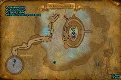 Map Under Ro Dragon Turtle Island Deck 2