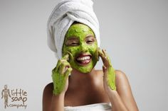 New blog post Three super simple all natural face mask to make at home..