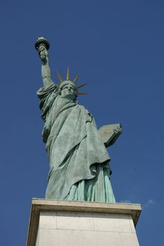 Statue of Liberty (small), Paris, France
