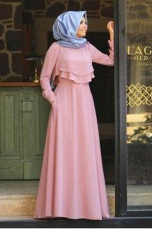 New Dress Hijab Party Remaja Ideas Abaya Fashion, Modest Fashion, Fashion Dresses, Muslim Women Fashion, Islamic Fashion, Mode Abaya, Mode Hijab, Moslem Fashion, Muslim Dress