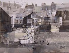 St Ives abstract painting - Google Search