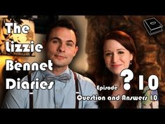 Questions and Answers #10 w/ William Darcy... That ending!!! I'm absolutely giddy! They are adorable together!!!