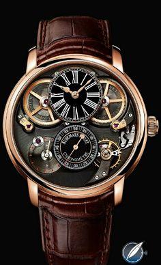 Audemars Piguet Jules Audemars Chronometer With AP Escapement -