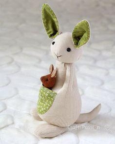 sock kangaroo