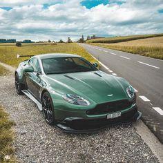"84.4k Likes, 147 Comments - Aston Martin (@astonmartinlagonda) on Instagram: ""Vantage GT8 countryside drives @carswithluke #astonmartinlive #vantage #GT8 #countryside #luxury…"""