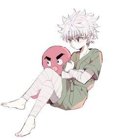 Killua, Hisoka, Hunter X Hunter, Manga Anime, Anime Demon, Yoshihiro Togashi, Film D'animation, Cute Anime Pics, Me Me Me Anime