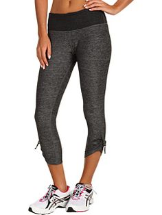 WOD - gym capris. [I love that my entire style board is becoming crossfit gear.]