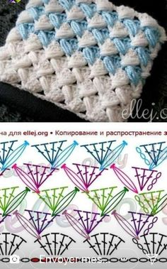 How to make the Double Treble Left Cross Crochet Cable stitch. Crochet: punto celta paso a paso . 12 things every beginner crocheter needs to know crochet crochet tips for beginners how to crochet crafts crafting for beginners easy – Artofit Free Croche Crochet Stitches Free, Crochet Cable, Crochet Motifs, Crochet Diagram, Crochet Squares, Crochet Chart, Crochet Blanket Patterns, Stitch Patterns, Granny Squares