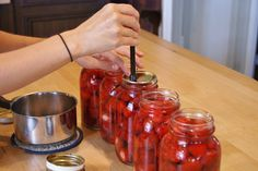A How-To: Canning Strawberries