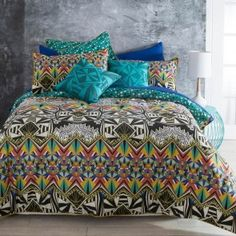 Cleo Quilt Cover Set by Kas