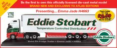 Eddie Stobart: Why This Truck is So Famous and Loved @ http://www.onlinetrucksusa.com/news/category/truck-news