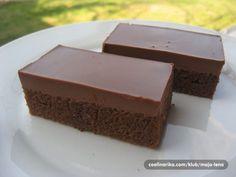Extra rychlé čoko kostky fantasticky šťavnaté a chutné recept – iRecept