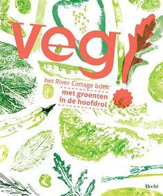 Vegetarisch kookboek Veg!