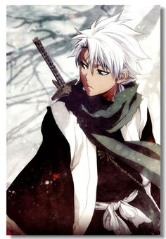 Toshiro Hitsugaya has to be one of my all time favorite Bleach characters :D Bleach Manga, Bleach Rukia, Ichigo Y Rukia, Shinigami, Hot Anime Guys, Anime Love, Anime Girls, Hd Anime Wallpapers, Desktop Backgrounds
