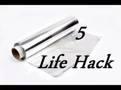 5 Life Hack Awesome Ideas With Aluminum Foil | American Inventor - YouTube
