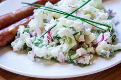 En af de retter jeg lavede allermest sidste sommer var nok min yndlingskartoffelsalat aka. verdens bedste kartoffelsalat – altså sådan efter min ydmyge mening, ikke? Men til trods for at jeg …