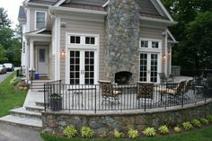 farmhouse style | This superb home farmhouse style patio inspire design plan in we think ...