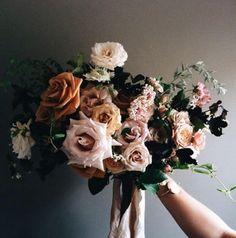 Wild Bouquets / Wedding Style Inspiration / LANE