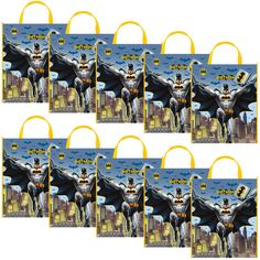 Check out Purchase Batman Tote Bag (Set of 10) and other party supplies. The most popular party Supplies and Decorations, all available at wholesale prices! from Wholesale Party Supplies