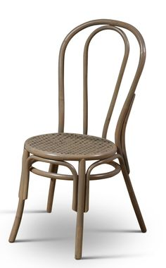 Perfect Thonet Style Bentwood Rattan Chairs In Grey Awesome Design
