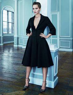 Dior par Raf Simons - FW 2013/14 worn by Jennifer Lawrence