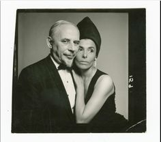 """Photograph of Lena Horne with husband Lennie Hayton"" Collection of the Smithsonian National Museum of African American History and Culture, Gift of The Baldwin Family"