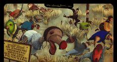 alice nel paese delle meraviglie dautremer - Cerca con Google