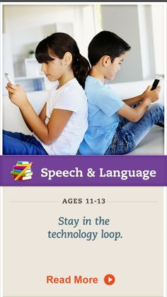 Communicate in ways your tween relates to for the most effective response. Click for more. #SpeechandLanguage