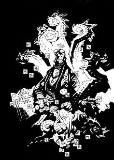 HP Lovecraft Film Festival 2008 poster