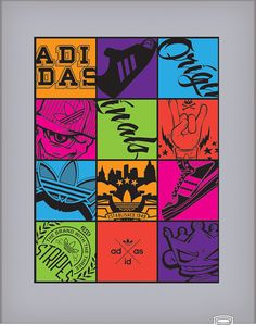 adidas Originals T-shirt Design on Behance Mondrian, Addidas Shirts, Bob Marley Art, Adidas Originals, The Originals, Skate Wear, Mandala Drawing, Creative Pictures, Black Artists
