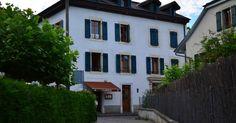 L'Auberge signée EHG, Genève