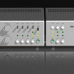 BRAUN, BRAUN Hifi, Braun design, Thomas-Mathias Bock, Dieter Rams,Computer Graphic,