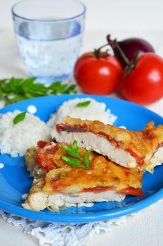 A tökéletes piskótatekercs Chicken Recipes, French Toast, Dessert Recipes, Food And Drink, Turkey, Pizza, Meat, Breakfast, Creative
